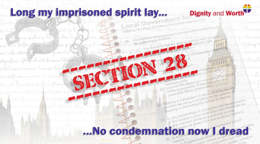 No Condemnation!